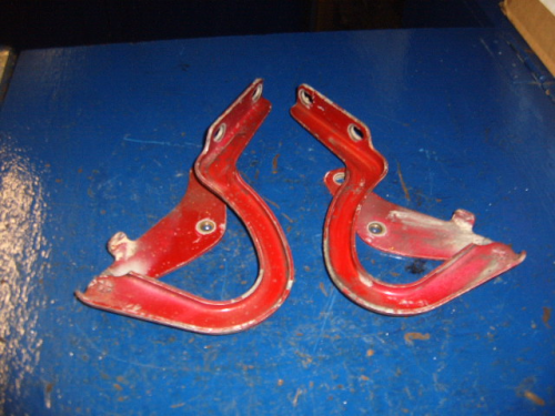 Escort Mk4 RS Turbo, XR3i etc bonnet hinges