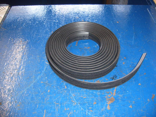Escort Mk1 door window channel seal