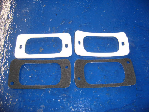 Escort Mk1 Indicator seals