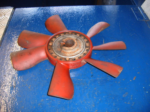 Capri Mk3 Pinto viscous fan