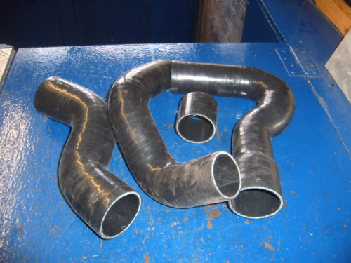 Escort Mk4 series 2 RS Turbo boost hoses